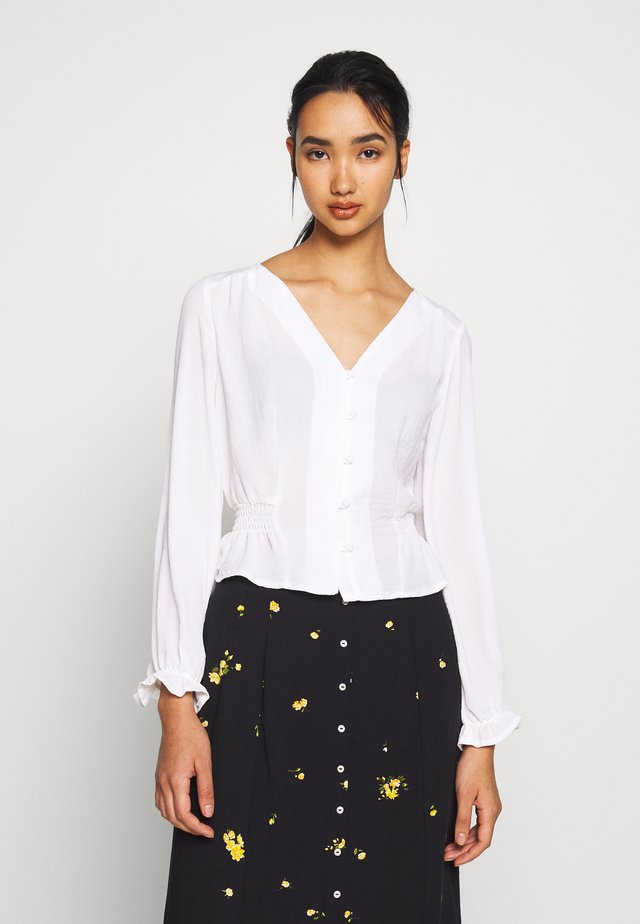 MILLIE TEA  - Blouse - ivory