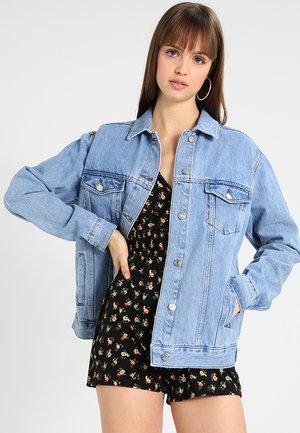 SEAM - Kurtka jeansowa - light blue