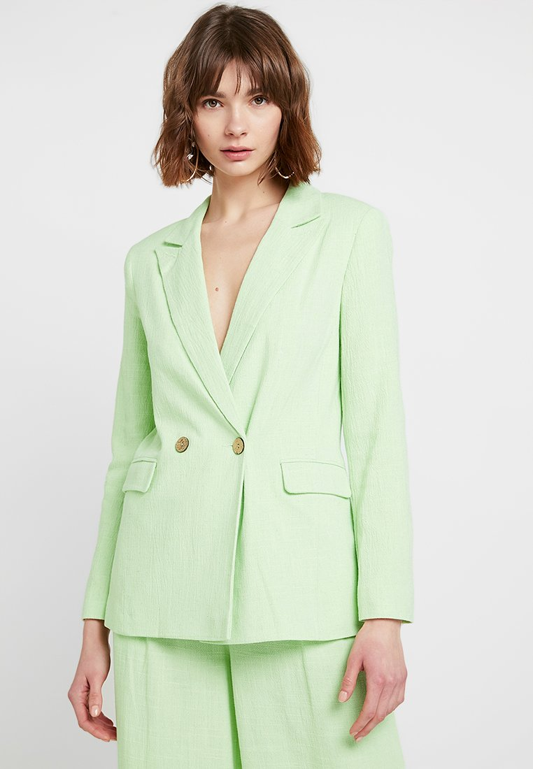 Topshop - COCO - Blazer - apple