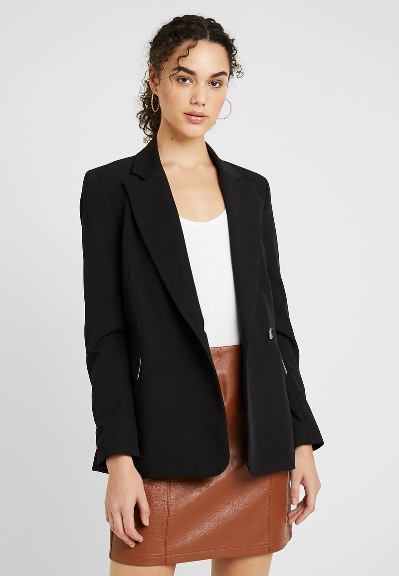 Topshop - NEW SUIT - Blazere - black