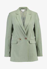 Topshop - Short coat - khaki - 3