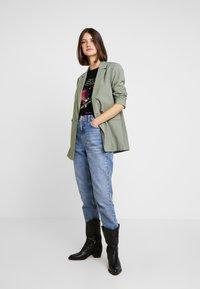 Topshop - Short coat - khaki - 1