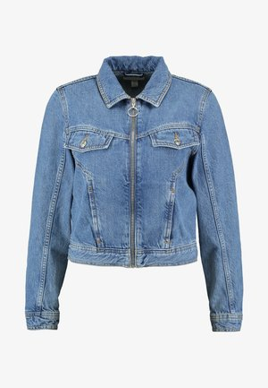 ZIP TILDA JACKET - Jeansjacke - blue denim
