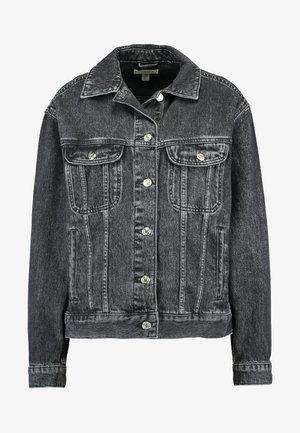 SEAM WESTERN - Denim jacket - black denim