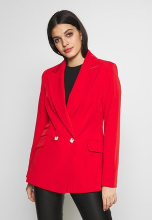 NEW SUIT  - Blazer - red