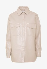 Topshop - Button-down blouse - pink - 3