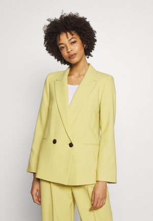 DAD MARL JACKET - Blazer - lime