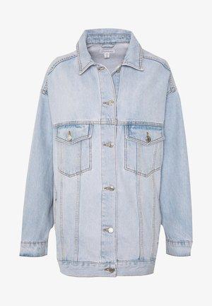 DAD - Denim jacket - bleached denim