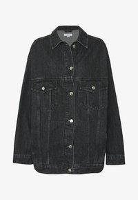 Topshop - DAD - Denim jacket - black denim - 5