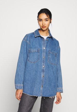 SHACKET - Veste en jean - blue denim