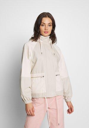 RAYMOND - Summer jacket - ecru