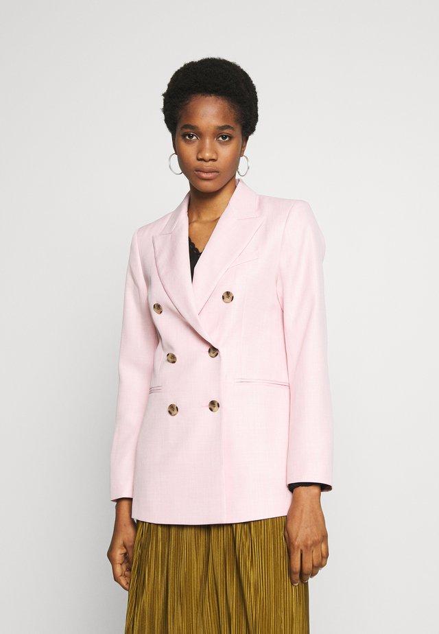 MARL ANDY - Sportovní sako - light pink
