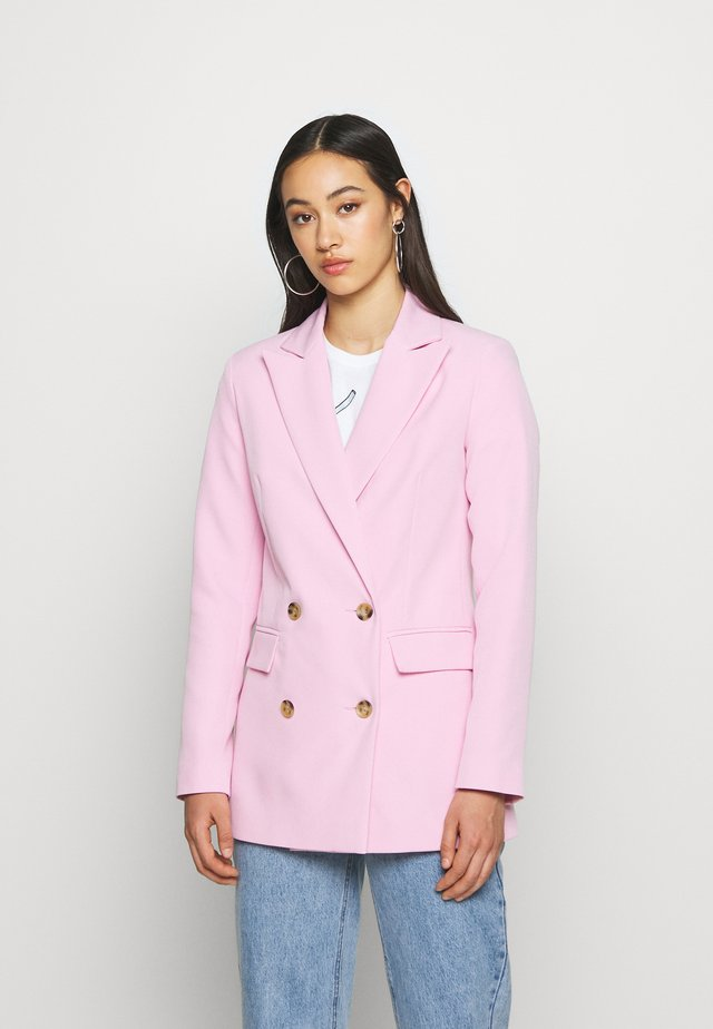 ELIZA - Sportovní sako - pink