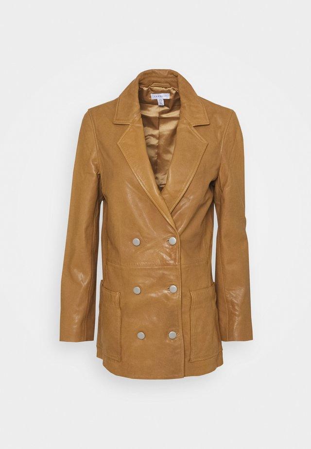 JAY BLAZER - Krátký kabát - tan