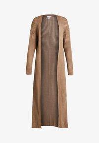 Topshop - CARDI - Vest - light brown - 4