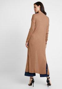 Topshop - CARDI - Vest - light brown - 2