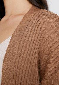 Topshop - CARDI - Vest - light brown - 5
