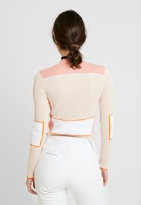 Topshop - SNO BODY - Neule - pink/white - 2
