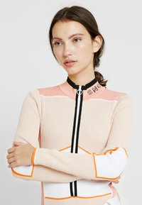 Topshop - SNO BODY - Neule - pink/white - 4