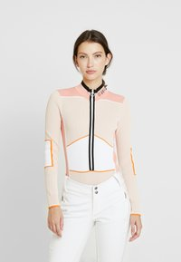 Topshop - SNO BODY - Neule - pink/white - 0
