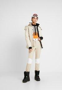 Topshop - SNO BODY - Maglione - orange/ white - 1