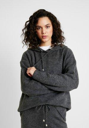 HOODY - Jersey de punto - grey