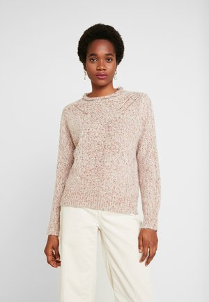 PRETTY POINTELLE JUMPER - Jersey de punto - multi-coloured