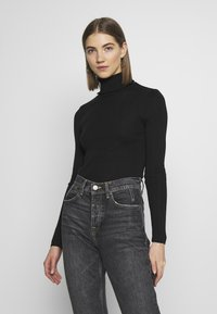 Topshop - Jumper - black - 0