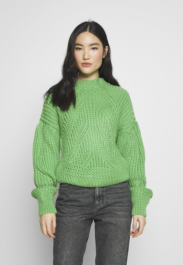 TRAVELLING BALLOON  - Maglione - green