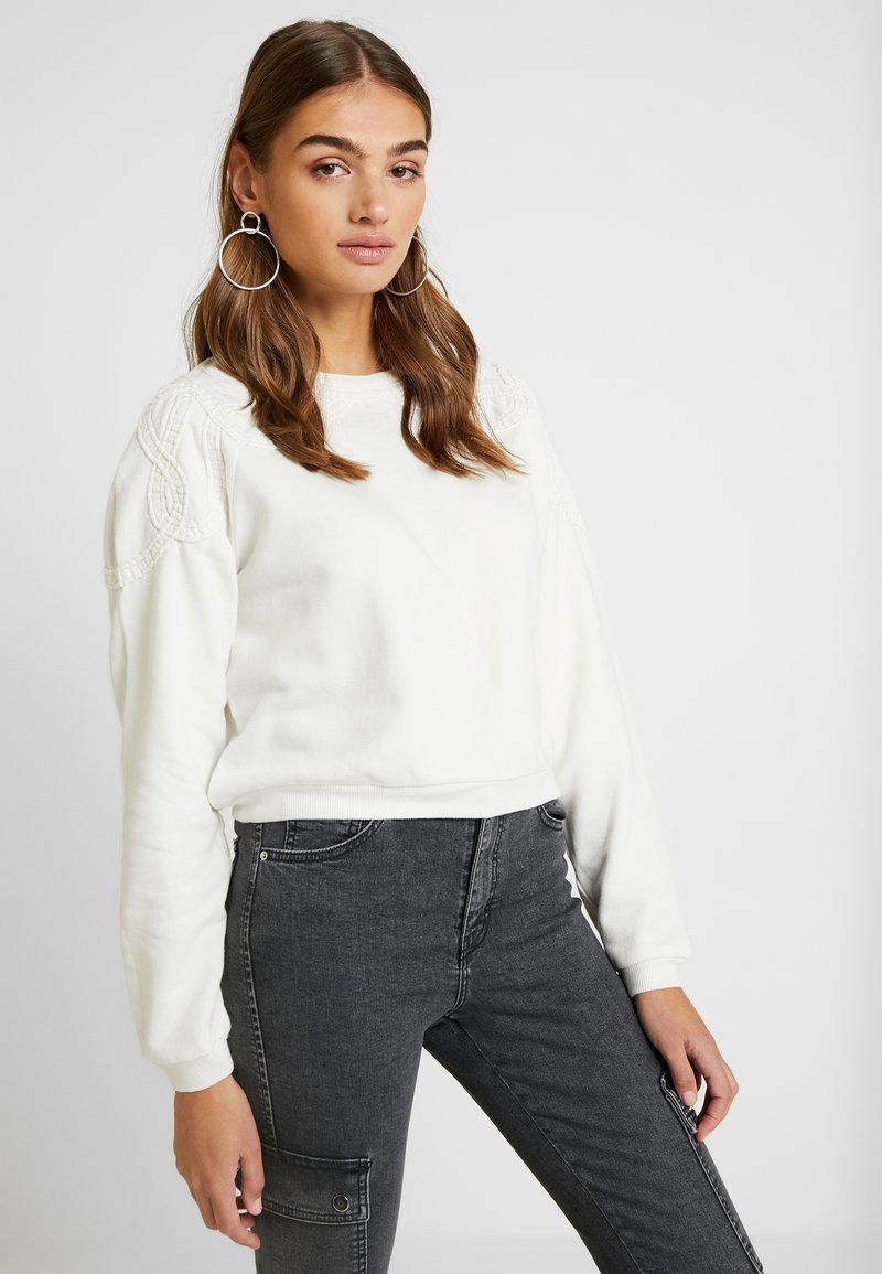 Topshop - Sweatshirt - cream