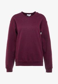 Topshop - EVERYDAY - Sweatshirt - burgundy - 3