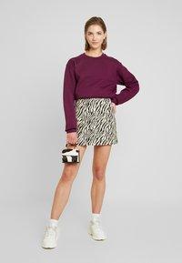 Topshop - EVERYDAY - Sweatshirt - burgundy - 1