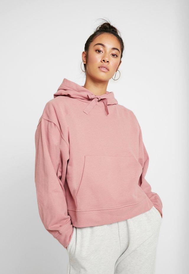 HOODY - Huppari - pink