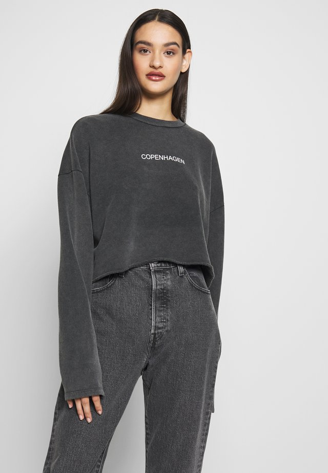 COPENHAGEN - Sweater - charcoal