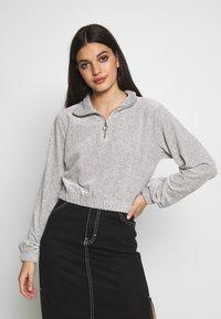 Topshop - Sweatshirt - grey - 0