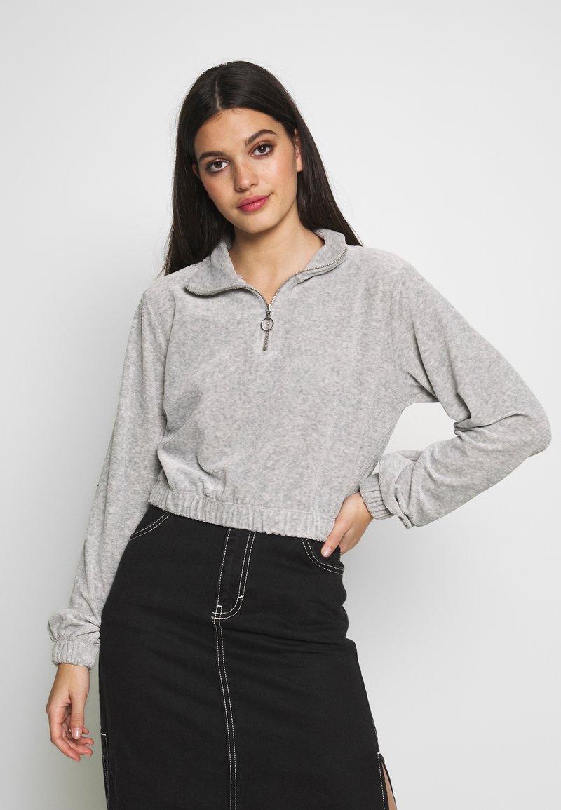 Topshop - Sweatshirt - grey