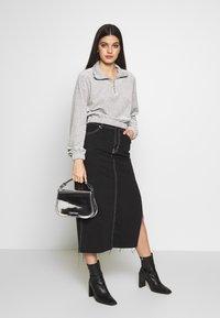 Topshop - Sweatshirt - grey - 1