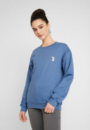 KOALA EMOJI - Sweatshirt - blue