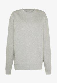 Topshop - PANEL - Sweatshirt - grey marl - 3