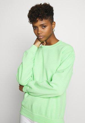 FLURO - Sweatshirt - green