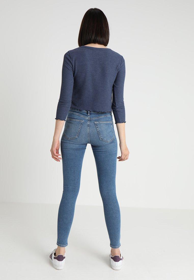 Topshop JamieJeans Skinny Blue Blue Topshop JamieJeans Skinny w0OPnk