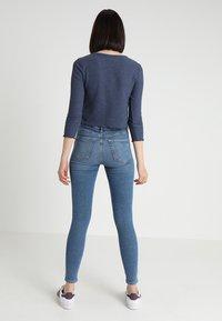 Topshop - JAMIE - Jeans Skinny Fit - blue - 3