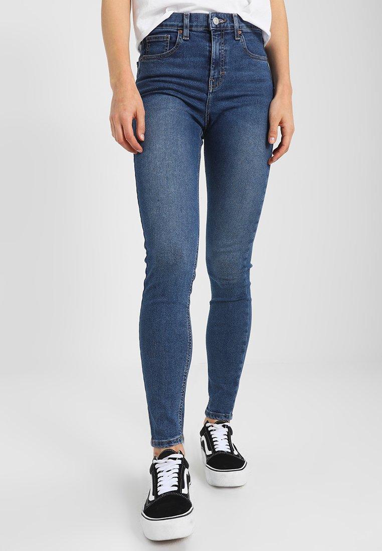Topshop - JAMIE - Jeans Skinny Fit - rich