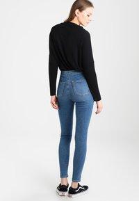 Topshop - JONI - Jeans Skinny - mid denim - 2