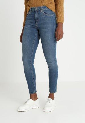 LEIGH - Jeans Skinny Fit - blue denim