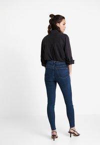 Topshop - JAMIE NEW - Jeans Skinny Fit - vintage indigo - 2