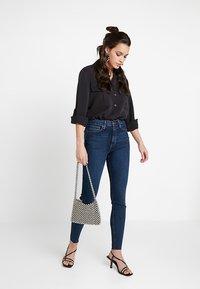 Topshop - JAMIE NEW - Jeans Skinny Fit - vintage indigo - 1