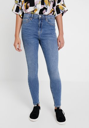 JAMIE NEW - Jeans Skinny Fit - blue denim