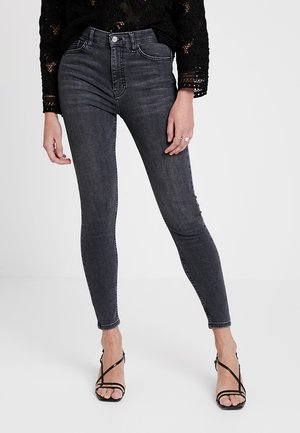 JAMIE NEW - Jeans Skinny Fit - black denim