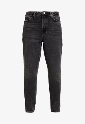 MOM NEW - Relaxed fit jeans - wash black